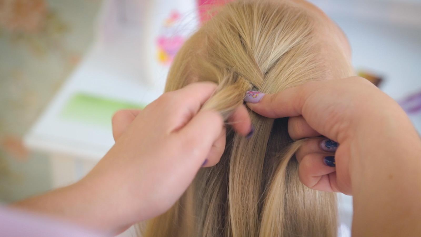 Причёски если мало волос
