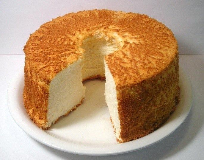Бисквитное тесто на сгущенке